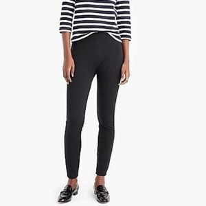 J Crew Any Day Pant, Black, 0/XS NWT